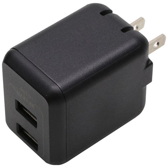 PREMIUM USB2ポートAC4.8A